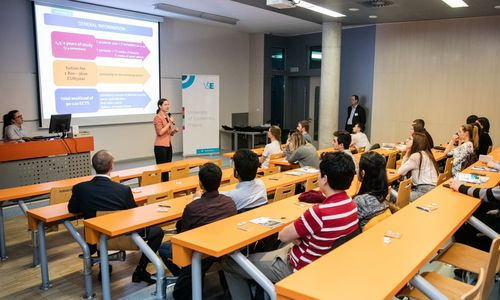 VŠE International Programmes Open House Day - Master Study Programmes