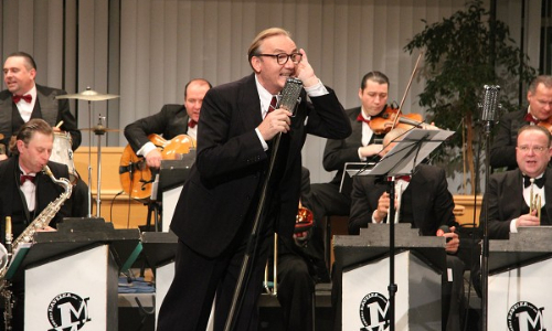 Melody Makers Big Band Swing Concert