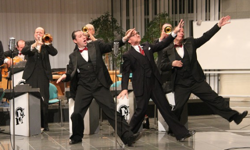 Ticket sale: Melody Makers Big Band Swing Concert