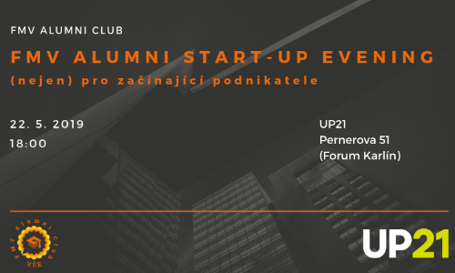 FMV Alumni start-up evening