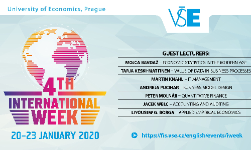 4th International Week