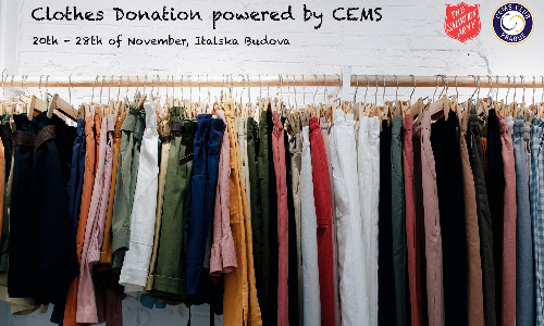 Clothes Donation